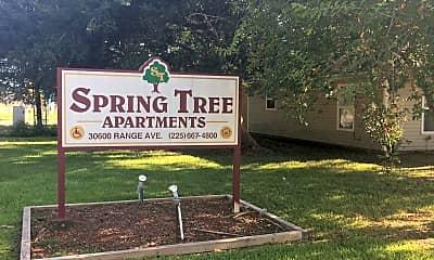 Spring Tree Apartments, 1