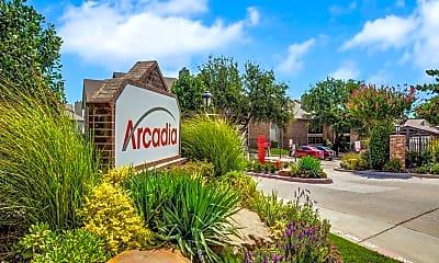 Arcadia, 1