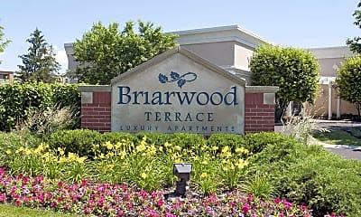 Community Signage, Briarwood Terrace, 2