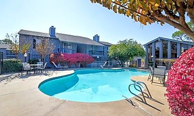 Pool, Darlington Oaks/Midtown Flats, 0