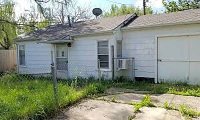 Building, 2121 1/2 W McCormick St, 2