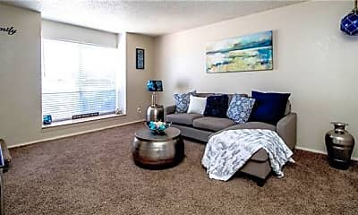 Living Room, 5401 50th St C2, 1