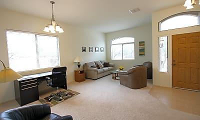 Living Room, 3865 E Brayer Horse Pl, 1