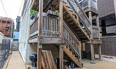 Building, 1464 W Ohio St. 1R, 2