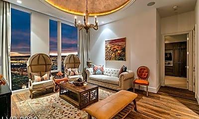 Living Room, 3750 S Las Vegas Blvd 4702, 1