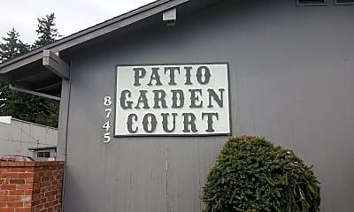 Patio Garden Court, 1