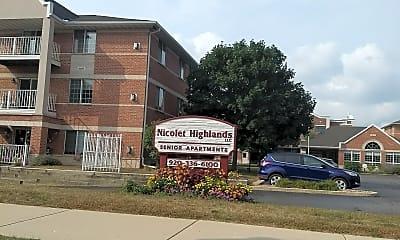 Nicolet Highlands Senior Apts, 1