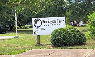 Birmingham Towers, 1