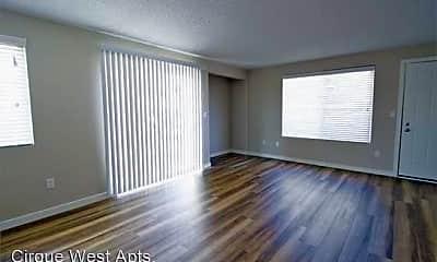 Living Room, 7704 Cirque Dr W, 0