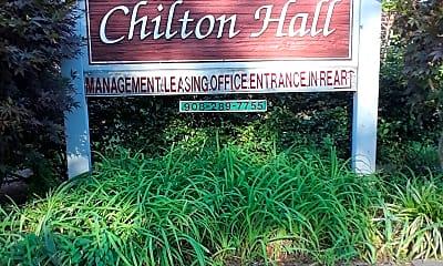 Chilton Hall, 1