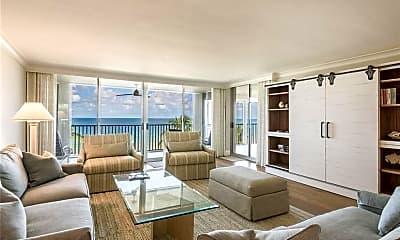 Living Room, 10691 Gulf Shore Dr 502, 1