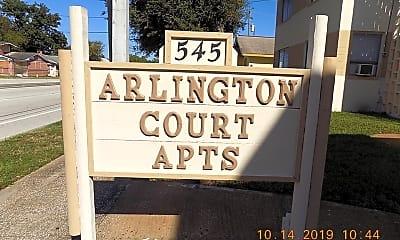 Community Signage, 545 N Ridgewood Ave, 0