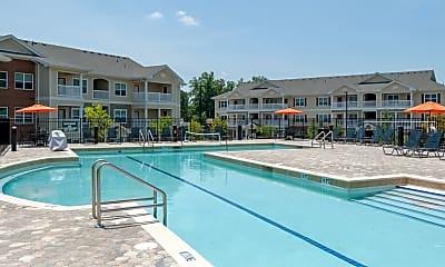 Pool, Village at Broadstone Station, 0