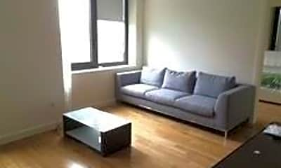 Living Room, 39-16 Prince St 7C, 1