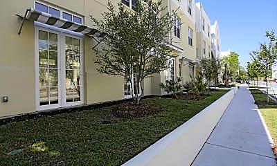 Building, Link Apartments Mixson, 2