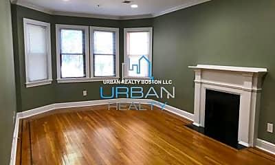 Living Room, 43 Commonwealth Avenue, 0