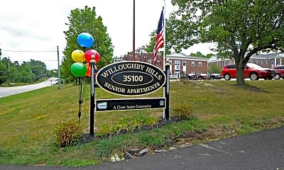 Community Signage, Willoughby Hills Senior Apartments, 2