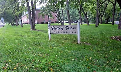 Valley View Apartments, 1