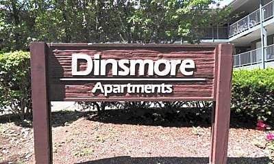 Dinsmore Apartments, 2