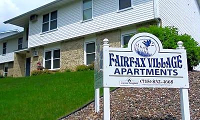 Community Signage, 3513 Fairfax St, 1