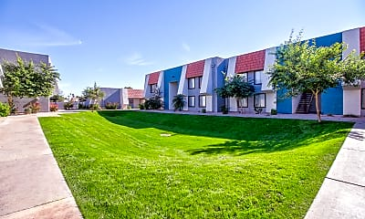 Building, Chandler Meadows Furnished Apartments, 1