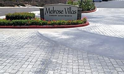 Melrose Villas, 1