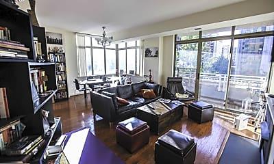 Living Room, 1000 N Randolph St 301, 2