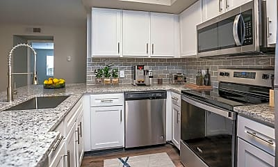 Kitchen, Bayside Arbors of Clearwater, 1