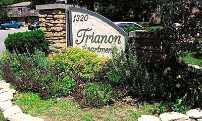 Trianon Apartments, 1