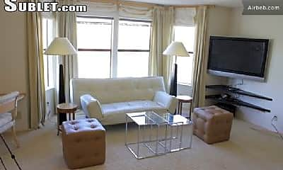 Bedroom, 451 Hayes St, 2