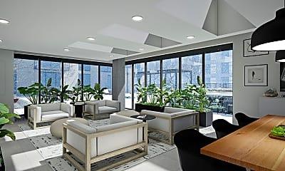 Living Room, 721 N 3rd St 415, 1