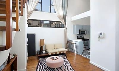 Living Room, 100 Reade St, 1