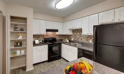 Kitchen, The Highland on Briley, 0