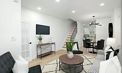 Living Room, 725 S 15th St, 1