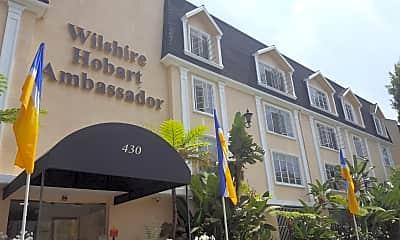 Wilshire Hobart Ambassador Apartments, 1