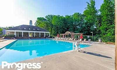 Pool, 6933 Goldenwillow Dr, 2