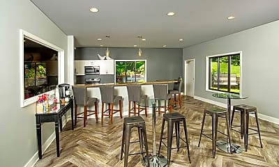 Dining Room, Glen Oaks East Apartments, 0