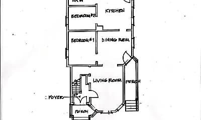 Building, 713 S Beech St, 2