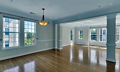 Living Room, 92 Chevy Chase St, 1