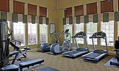 Fitness Weight Room, Echo Ridge, 1