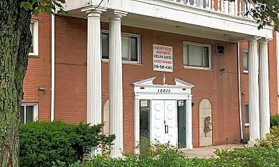 Hanover House, 1