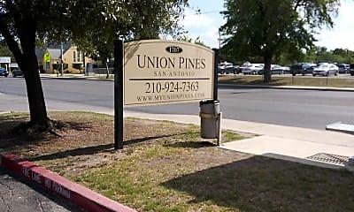 Union Pines, 1