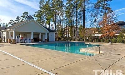 Pool, 254 Hampshire Downs Dr, 2