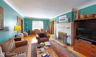 Living Room, 315 Corby Blvd, 2