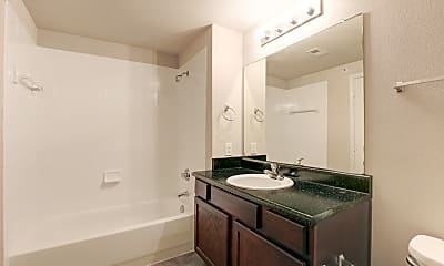Bathroom, Prairie Ranch, 2