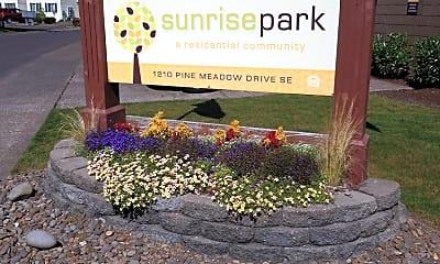 Sunrise Park, 1