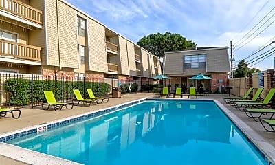 Pool, Golden Key Rental Center, 0