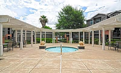 Pool, Memorial Heights at Washington, 2