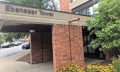 Ebenezer Tower, 1