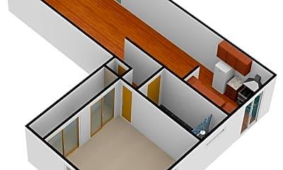 Building, 3051 Colonial Way, 2